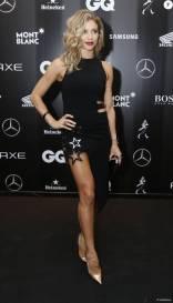 A responsável pela maquiagem de Grazi Massafera foi Erica Monteiro