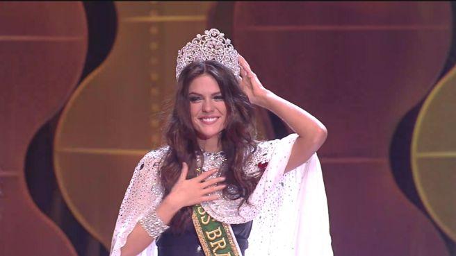 Melissa Gurgel é a Miss Brasil 2014