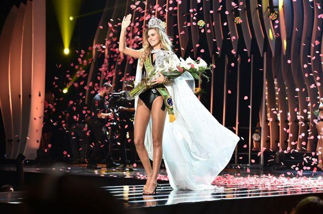 Marthina Brandt é a nova Miss Brasil