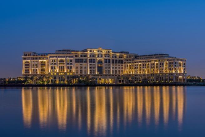 Palazzo Versace Hotel in Dubai.
