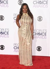 LOS ANGELES, CA - JANUARY 06: Actress Tamala Jones attends the People's Choice Awards 2016 at Microsoft Theater on January 6, 2016 in Los Angeles, California. (Photo by Jason Merritt/Getty Images)