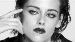 Kristen Stewart Makeup Chanel Campaign 'Collection Eyes'