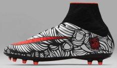 5ecbcaf36f A chuteira será vendida exclusivamente para quem possui o aplicativo da Nike  Futebol. Aqui no Brasil
