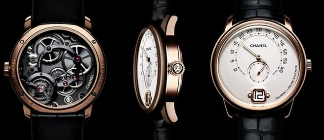 a9602a26dd7  Baselworld2016 – Chanel fez sua entrada no círculo da alta relojoaria  masculina!