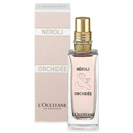 EAU DE TOILETTE NÉROLI & ORQUÍDEA - L'OCCITANE EN PROVENCE