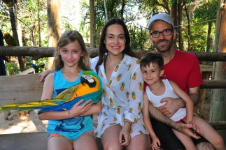 Gabriela e Família_Rio Quente Resorts