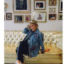 Fabiana Milazzo cria looks exclusivos para a nova turnê de Claudia Leitte (Divulgação)