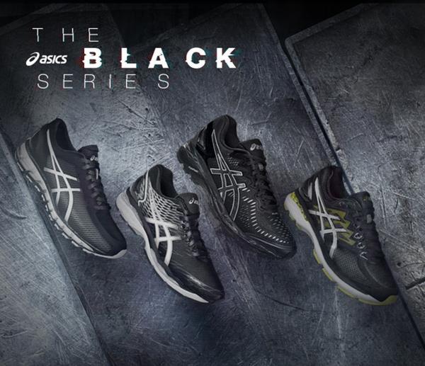 5c531357f8e07 Netshoes e ASICS anunciam parceria para venda exclusiva dos tênis  Black  Series