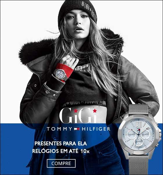874c12dd1 Gigi Hadid. Tommy Hilfiger Feminino| Conheça o Novo Lançamento!